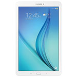 "Samsung Galaxy Tab E 9.6"" 16GB Android 5.0 Lollipop Tablet - White"