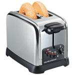 Hamilton Beach 2-Slice Toaster - Stainless Steel