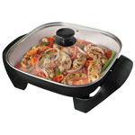 Oster Electric Skillet (CKSTSKFM12W-033) - Black