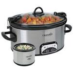 Crock-Pot Cook & Carry Smart-Pot Slow Cooker - 6Qt