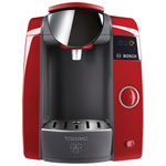 Tassimo T47 Hot Beverage System - 1-Cup - Red