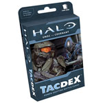 USAopoly TacDex HALO: USNC vs. Covenant Card Game - English