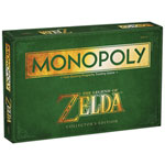 MONOPOLY: Legend of Zelda Edition Board Game