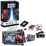 HALO Bang! Board Game