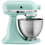 Batteur sur socle Ultra Power de KitchenAid - 4,5 pte - 300 W - Bleu glace