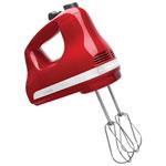 KitchenAid Ultra Power 5-Speed Hand Mixer (KHM512ER) - Empire Red