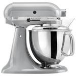KitchenAid Artisan Stand Mixer - 4.73L - 325-Watt - Metallic Chrome