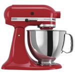 KitchenAid Artisan Stand Mixer - 5Qt - 325-Watt - Empire Red