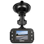 "Geko E100 Full HD 1080p Dash Camera with 1.5"" LCD Screen & 8GB microSD"