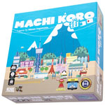 IDW Games Machi Koro Card Game