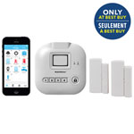 SkylinkNet Security Solutions Home Alarm System (SKBB-2S) - Only at Best Buy