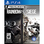Rainbow Six: Siege (PS4) - Previously Played