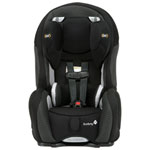 Safety 1st Air 65 Marshall Convertible Car Seat - Black/Grey
