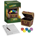 YAHTZEE: The Legend of Zelda Game - English