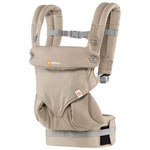 Ergobaby Four Position 360 Baby Carrier - Beige