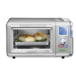 Cuisinart Steam & Convection Toaster Oven - 0.6 Cu. Ft. - Brushed Stainless