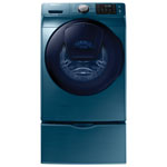 Samsung 5.2 Cu. Ft. High Efficiency Front Load Washer (WF45K6200AZ) - Blue Sapphire