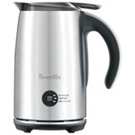 Breville Hot Choc & Froth Beverage Maker - 1 Cup - Silver
