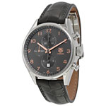 Tag Heuer Carrera Caliber 1887 Automatic Chronograph Anthracite Dial Mens Watch CAR2013.FC6313