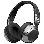 Skullcandy Hesh 2 Over-Ear Sound Isolating Wireless Headphones (S6HBHY-516) - Silver/Black