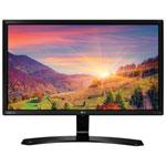 "LG 24"" 60Hz 5ms IPS LED Monitor (24MP58VQ) - Black"