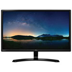 "LG 27"" 60Hz 5ms IPS LED Monitor (27MP58VQ-P.AUS) - Black"