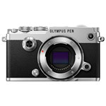 Olympus PEN-F Mirrorless Camera (Body Only) - Silver
