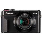 PowerShot G7 X Mark II Wi-Fi 20.1MP 4.2x Optical Zoom Digital Camera - Black