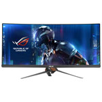 "Asus 34"" ROG Swift Ultrawide WQHD 5ms GTG Curved IPS LED G-Sync Gaming Monitor (PG348Q)"