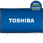 "Toshiba 65"" 4K UHD LED Chromecast Built-in TV (65L621U) - Black - Only at Best Buy"