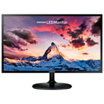 "Samsung 27"" 60Hz 4ms PLS LED Monitor (LS27F350FHNXZA) - Black - Only at Best Buy"
