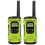 Motorola Talkabout T600 56 km Waterproof 2-Way Radio - 2 Pack