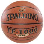 Ballon de basketball TF-1000 Legacy de Spalding