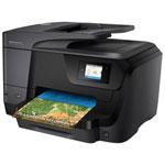 HP OfficeJet Pro 8710 Wireless Colour All-In-One Inkjet Printer