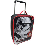 "Star Wars 16"" Soft Side 2-Wheeled Kids Luggage - Black/Red"