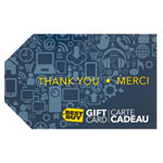 Best Buy Thank You Gift Card - $50