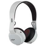House of Marley Rebel BT On-Ear Bluetooth Headphones (EM-JH101-GY) - Grey