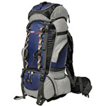 0b37b322d7 ObusForme Elite 75L Travel Backpack - Cobalt Grey