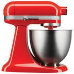 KitchenAid Artisan Mini Stand Mixer - 3.31L - 0.22HP - Hot Sauce