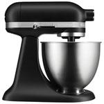 KitchenAid Artisan Mini Stand Mixer - 3.5Qt - Matte Black