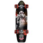 """Star Wars Episode 7: Captain Phasma 27"""" Skateboard - Black Griptape"""