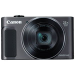 Canon PowerShot SX620 HS WiFi 20.2MP 25x Optical Zoom Digital Camera - Black