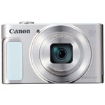 Canon PowerShot SX620 HS WiFi 20.2MP 25x Optical Zoom Digital Camera - Silver