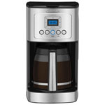 Cuisinart 14-Cup Programmable Coffeemaker (DCC-3200C) - Brushed Stainless Steel