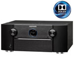 Marantz SR7011 125-Watt 9.2 Channel 4K Ultra HD Pass-Through Atmos Network AV Receiver