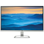 "HP 27"" FHD 7ms GTG IPS LED Monitor (27ES) - Black"