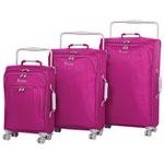 IT Luggage Niagara 3-Piece 8-Wheeled Luggage Set - Baton Rouge