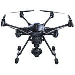 Yuneec Typhoon H Hexacopter With Real Sense Drone with Camera & Controller - Ready-to-Fly - Black
