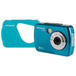 Polaroid iSO48 Waterproof 16MP 4x Optical Zoom Digital Camera - Teal