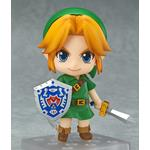 Legend of Zelda: Majora's Mask 3D Link Nendoroid Figure